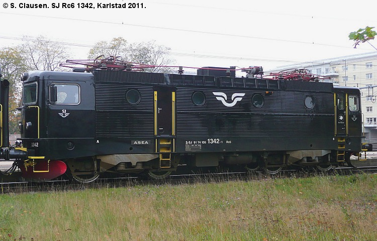 SJ Rc6 1342