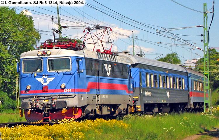 SJ Rc 1344