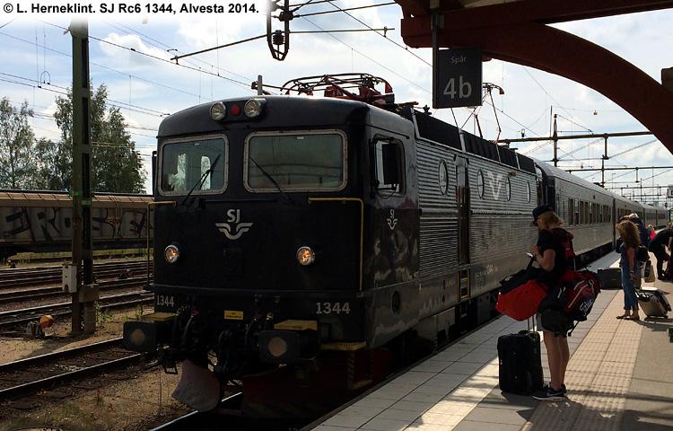 SJ Rc6 1344