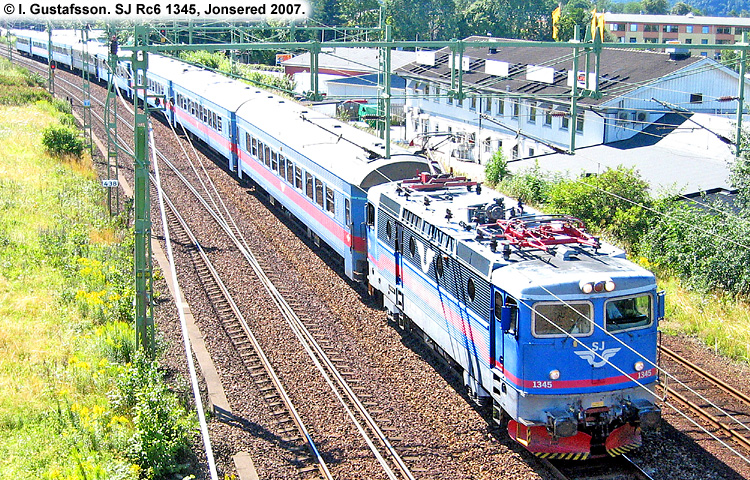 SJ Rc 1345