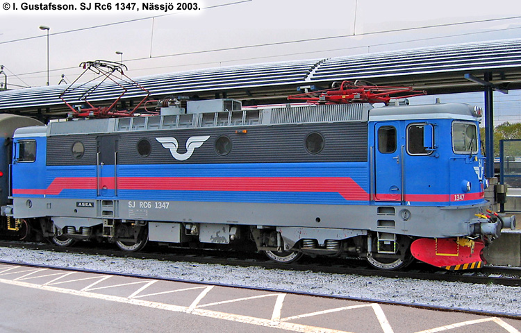 SJ Rc 1347