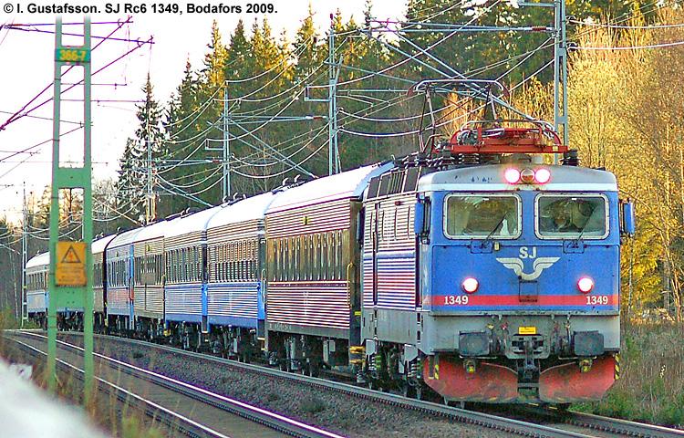 SJ Rc6 1349