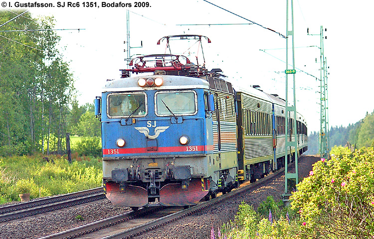 SJ Rc 1351