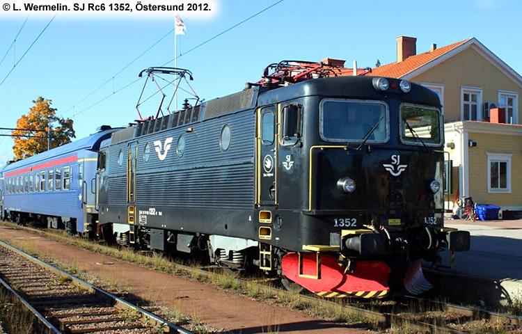 SJ Rc6 1352