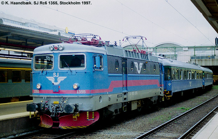 SJ Rc 1355