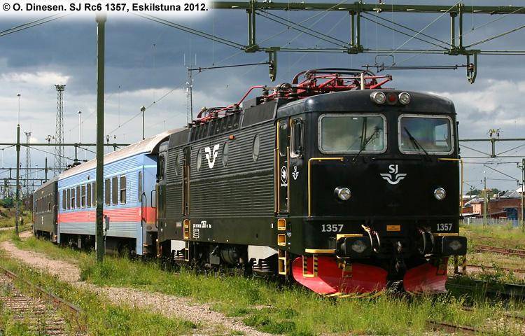 SJ Rc 1357