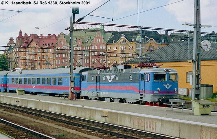SJ Rc 1360