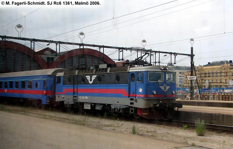 SJ Rc6 1361