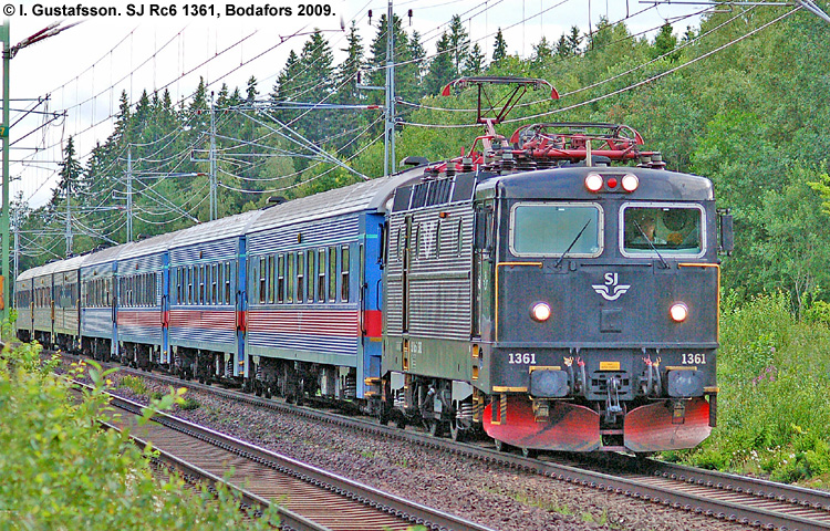 SJ Rc 1361