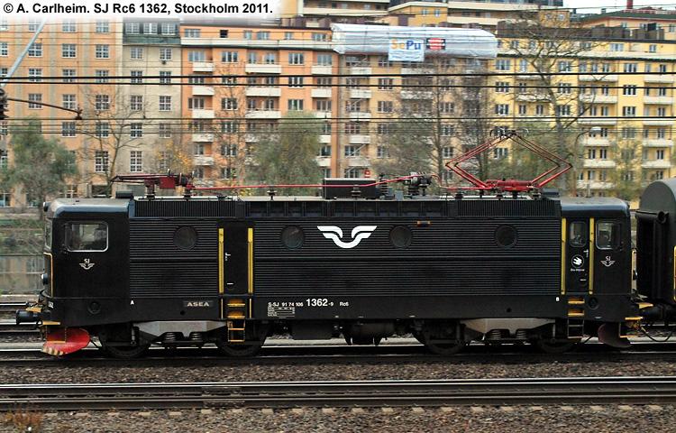 SJ Rc6 1362