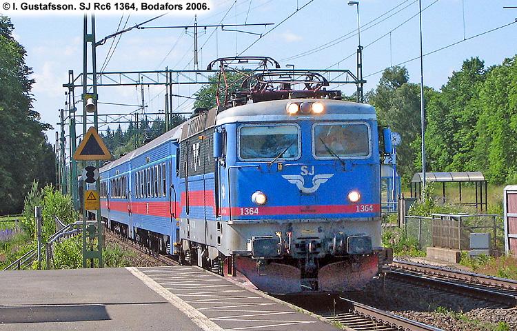 SJ Rc6 1364