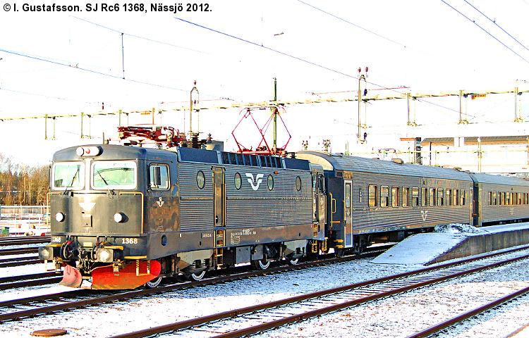 SJ Rc6 1368