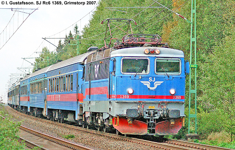 SJ Rc6 1369