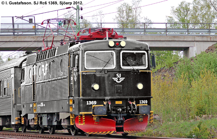 SJ Rc 1369