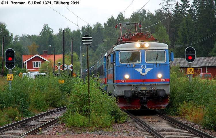 SJ Rc 1371