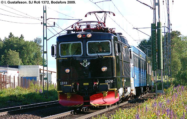 SJ Rc6 1372