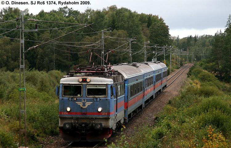 SJ Rc 1374