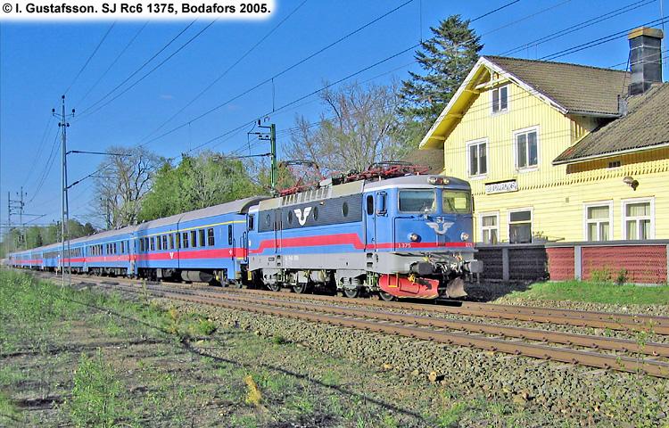 SJ Rc 1375