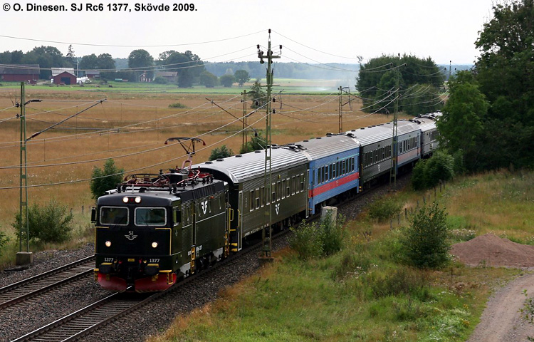SJ Rc 1377