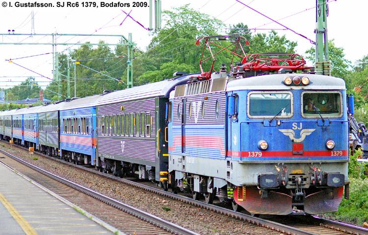 SJ Rc6 1379