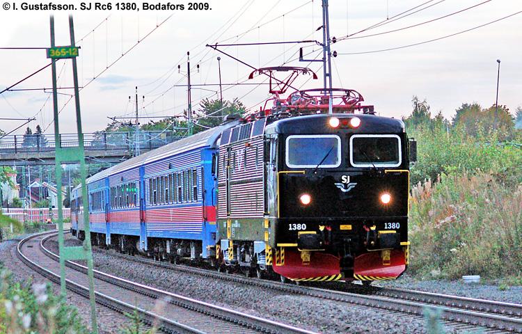 SJ Rc 1380