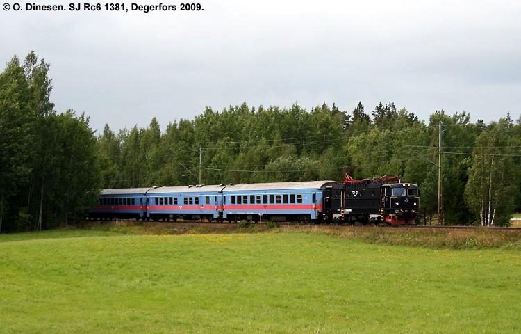 SJ Rc6 1381