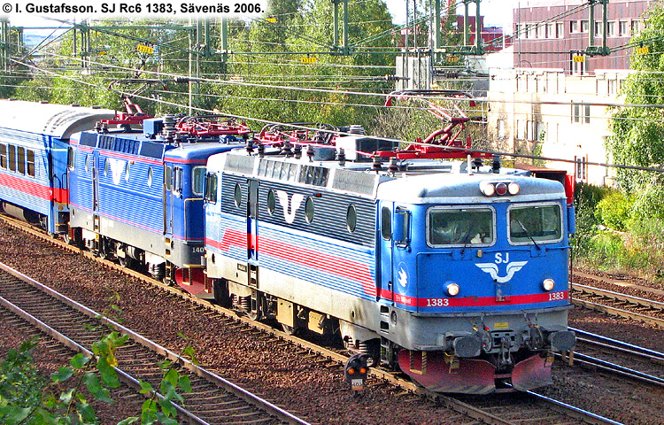 SJ Rc6 1383
