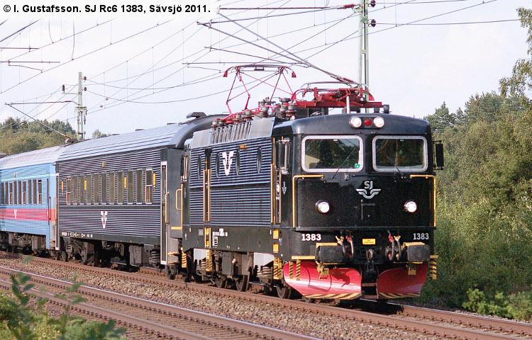 SJ Rc 1383