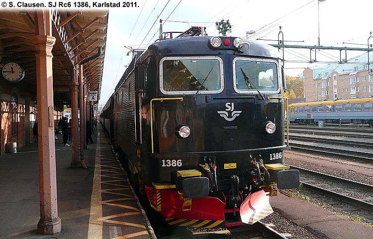 SJ Rc 1386