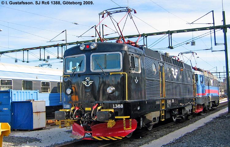 SJ Rc6 1388