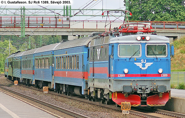 SJ Rc6 1389