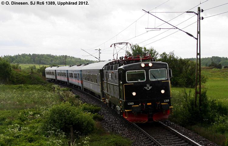 SJ Rc 1389
