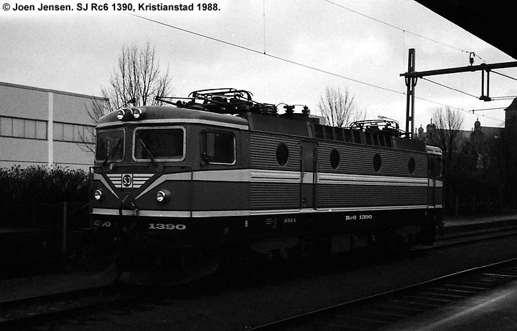 SJ Rc6 1390