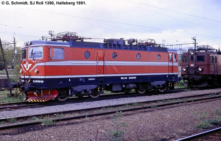 SJ Rc 1390
