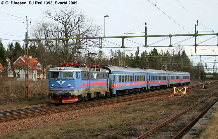 SJ Rc 1393