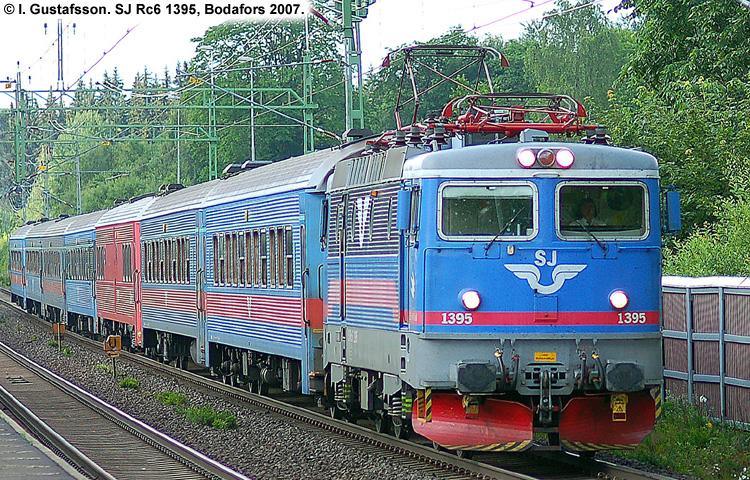 SJ Rc6 1395