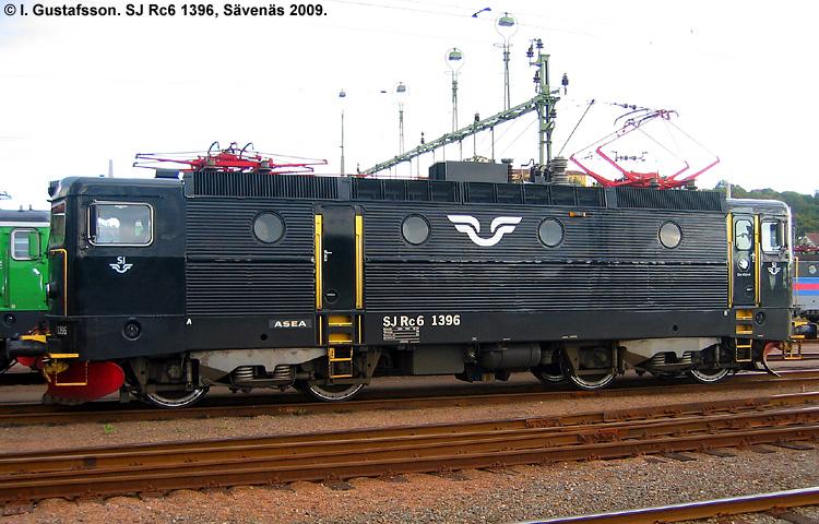 SJ Rc6 1396