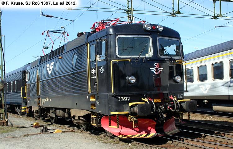 SJ Rc6 1397