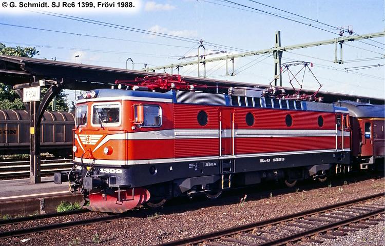 SJ Rc6 1399
