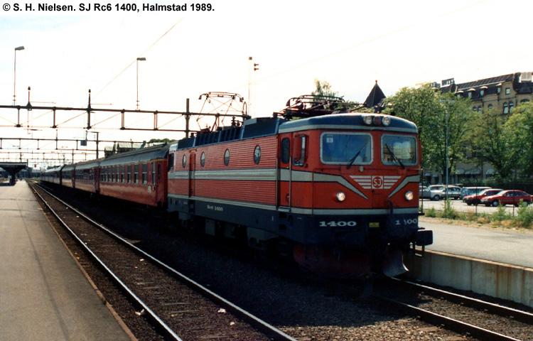 SJ Rc 1400