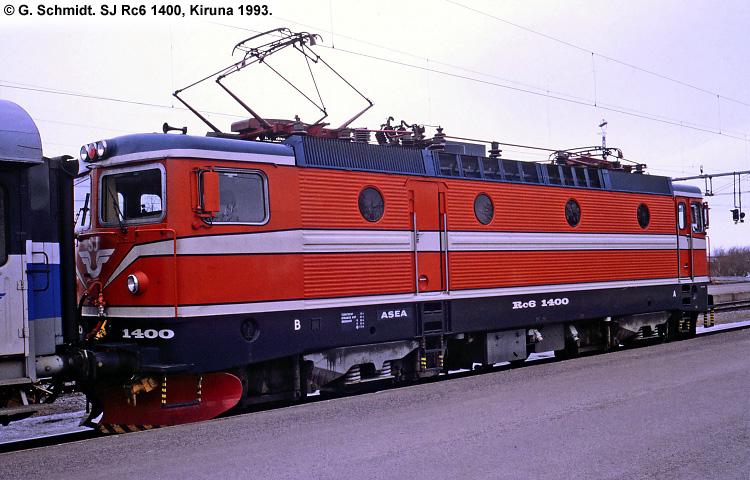 SJ Rc6 1400