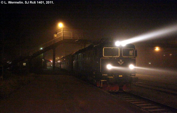 SJ Rc 1401