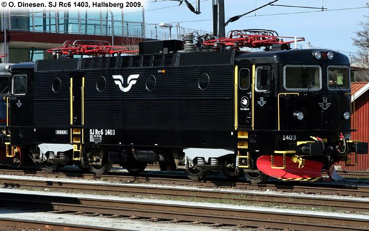 SJ Rc6 1403