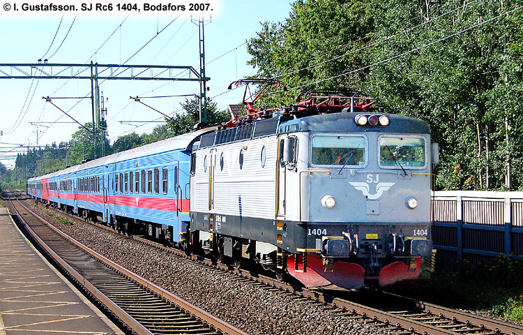 SJ Rc6 1404