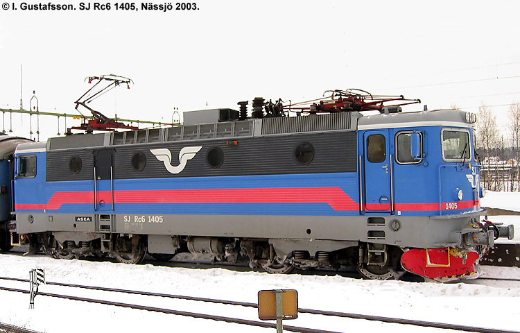SJ Rc 1405
