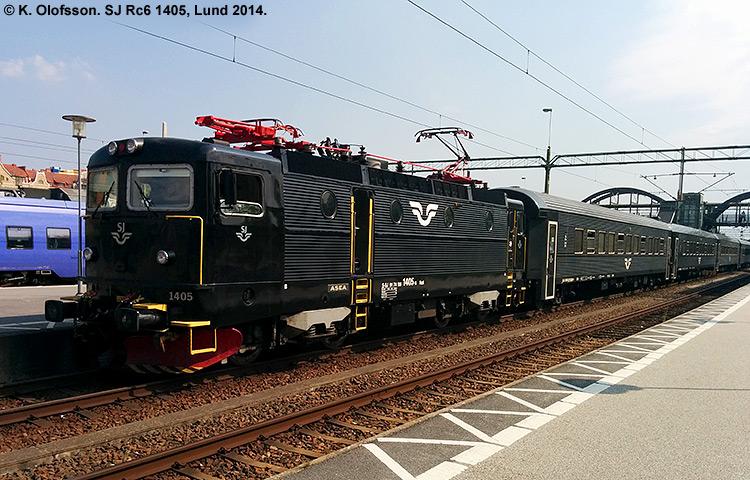 SJ Rc6 1405