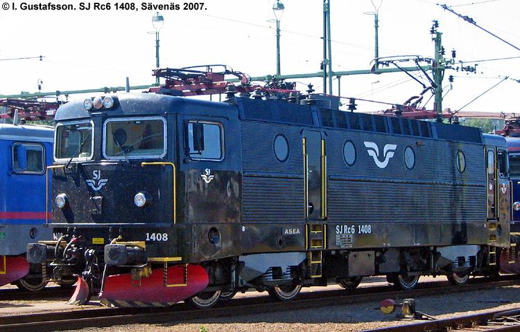 SJ Rc6 1408
