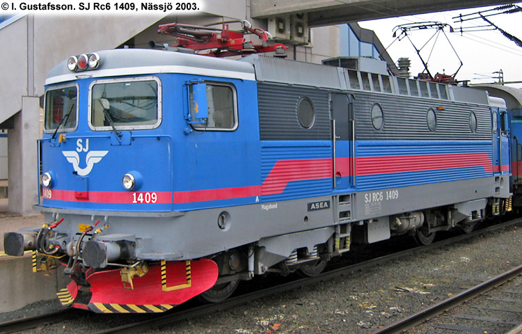 SJ Rc 1409