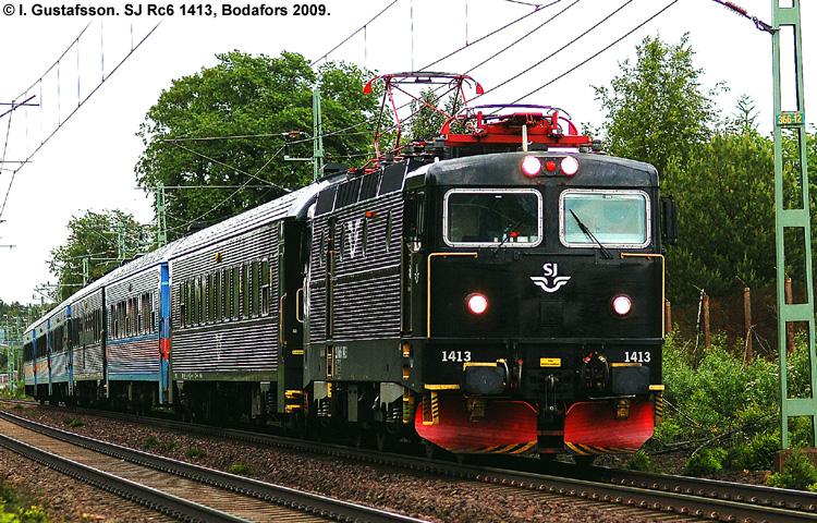 SJ Rc6 1413