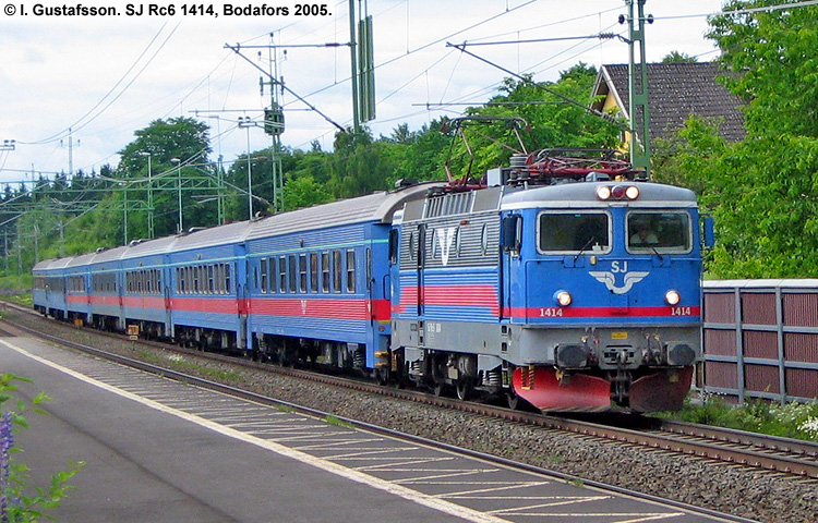 SJ Rc 1414